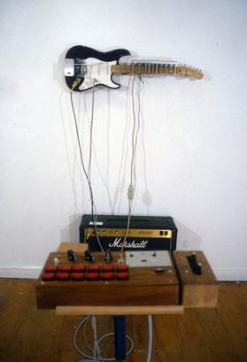 Remote Control Rock Guitar, 2004