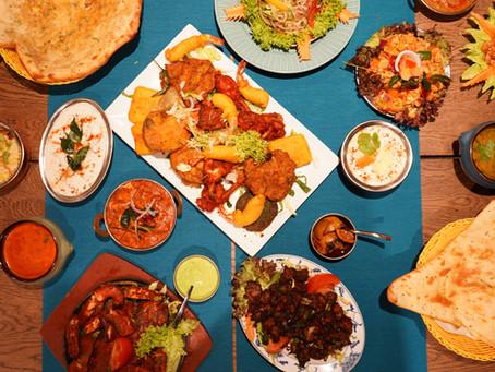 Les spécialités culinaires de l'Inde