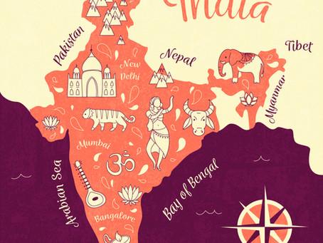 Véritable cuisine d'Inde du sud