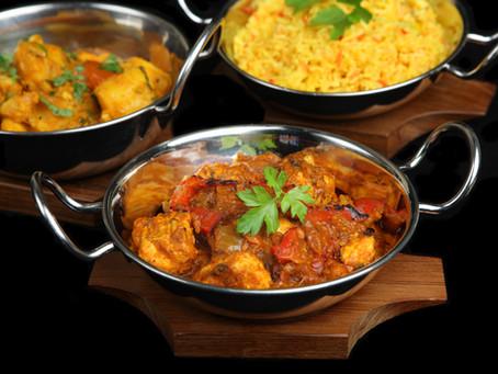 Histoire de la cuisine indienne