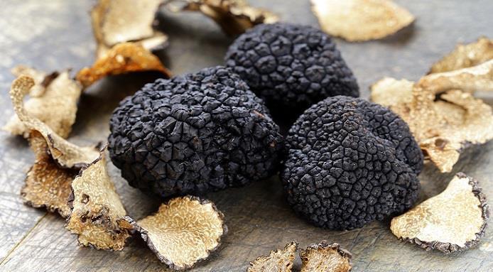 Truffes noires italiennes