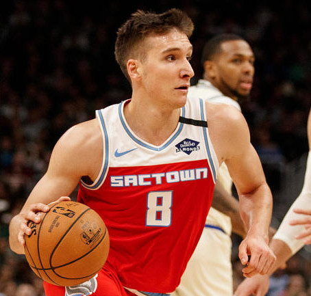 Trade grades: Bucks land Bogdan Bogdanovic, send Kings Donte DiVincenzo, Ersan Ilyasova, D.J. Wilson