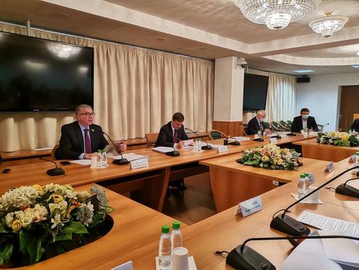 Состоялось заседание Комитета Гос. Думы по федеративному устройству и ВМС