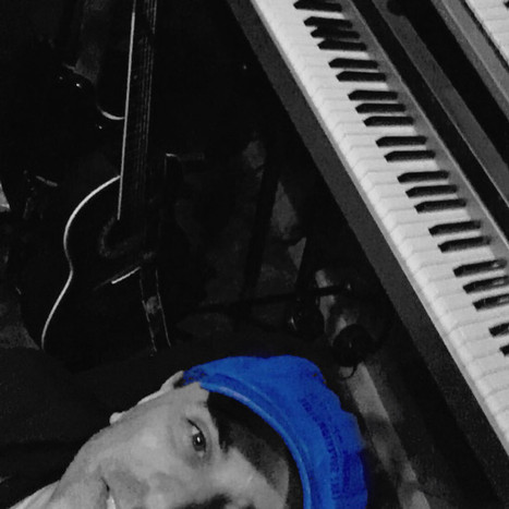 Jason at Planet of the Mapes studio - Nashville TN