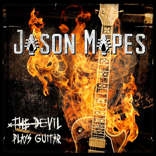 The Devil Plays Guitar on CD