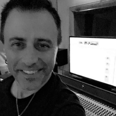 Recording vocals in Nashville