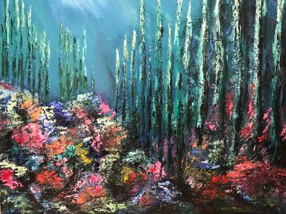 Coral at a Deeper Depth