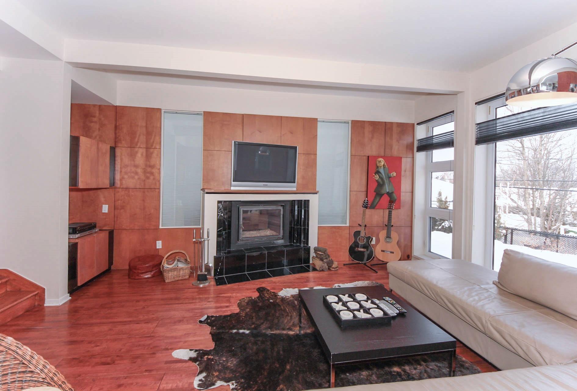 Renovation Salon Et Foyer Designer D Interieur Levis