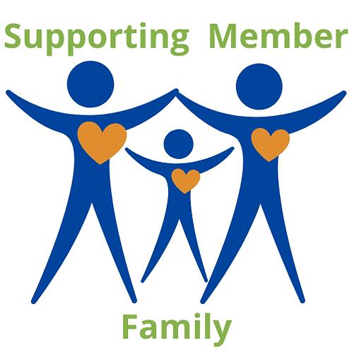 Supporting Member Family Membership