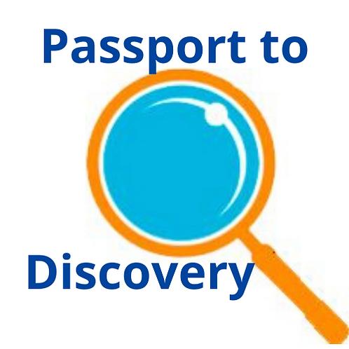 Passport to Discovery Membership