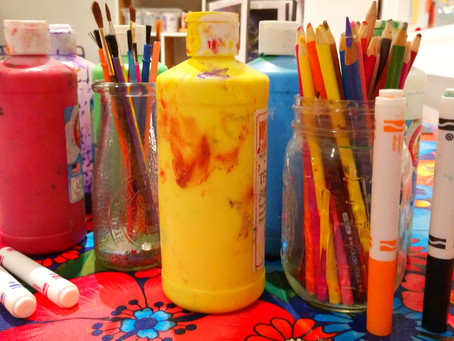Open-Ended Art Ideas for Parents