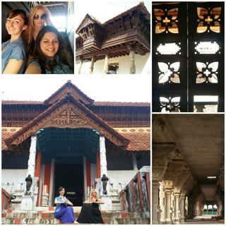 Trip to Padmanabhapuram Palace & Thiruvattar Temple