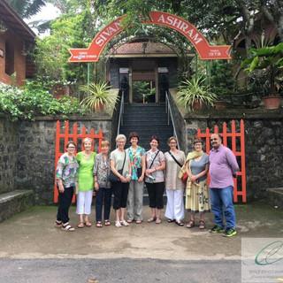 Trip to Sivananda Yoga Ashram