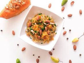 Curry de Ahuyama y Quinua