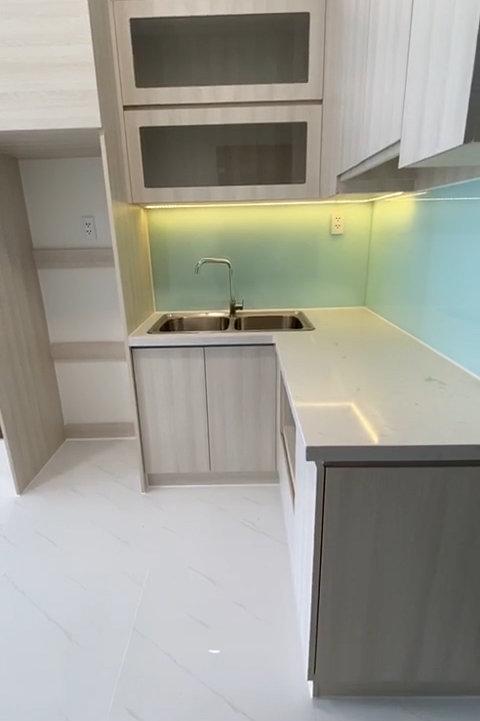 Bán căn hộ 1PN, 1WC chung cư Safira Khang Điền, tầng trung view nội khu