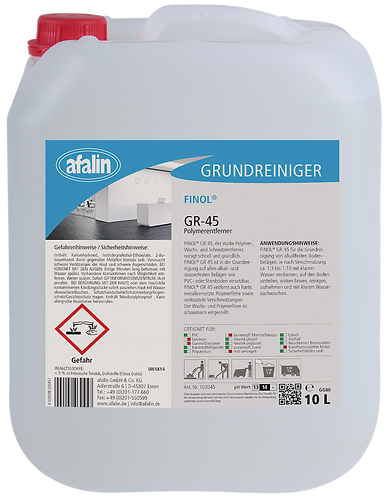 Finol GR-45 Polymerentferner