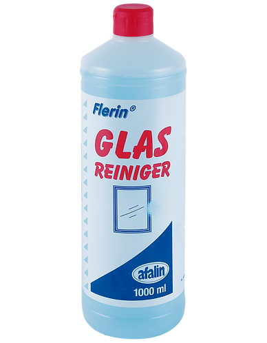 Flerin Glasreiniger - Flasche