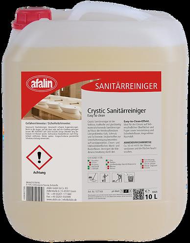 Crystic Sanitärreiniger Easy to clean