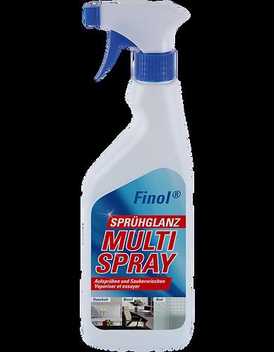 Finol Multi-Spray Sprühglanz - Flasche