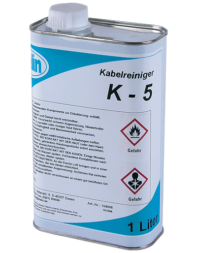Reiniger K-5 Absatzstrichentferner