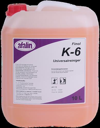 Finol K-6 Universalreiniger