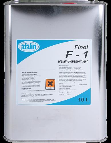 Finol Metall-Polishreiniger F-1 Fassadenpolish