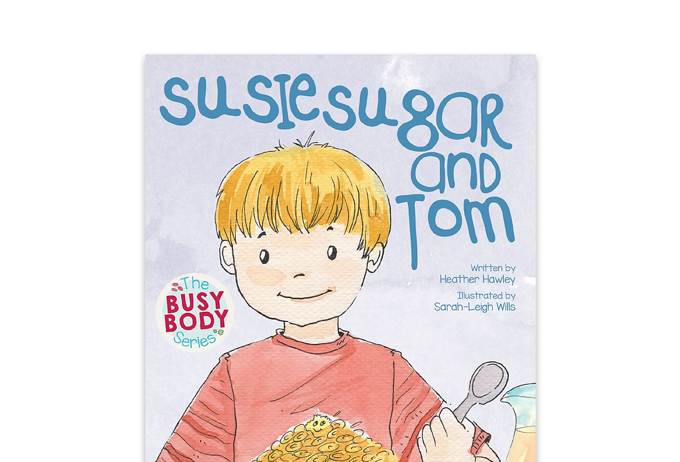 Susie Sugar and Tom: Type 1 Diabetes