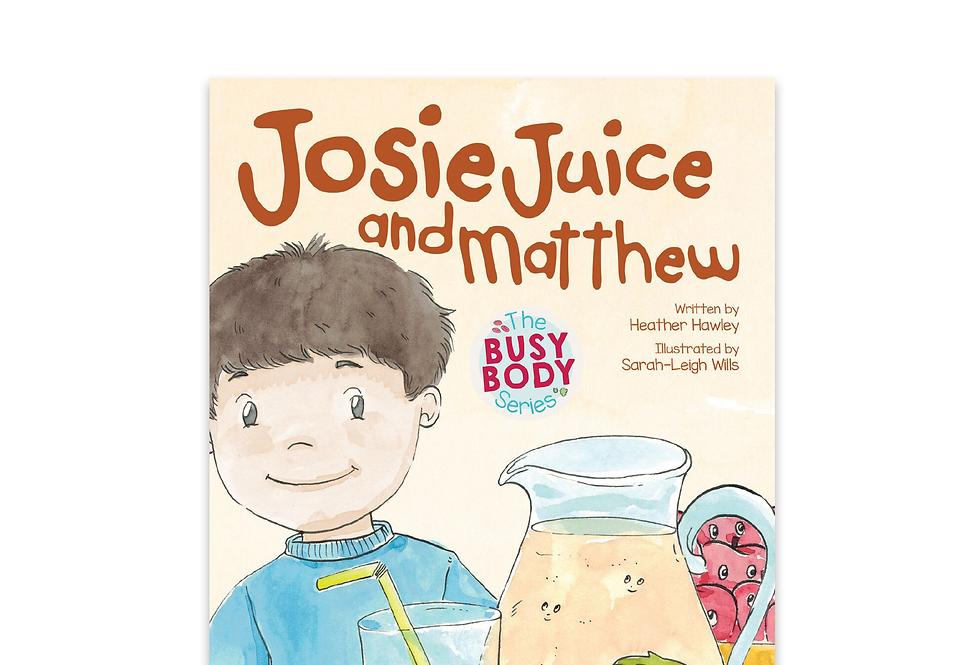 Josie Juice and Matthew: Kidney/renal function
