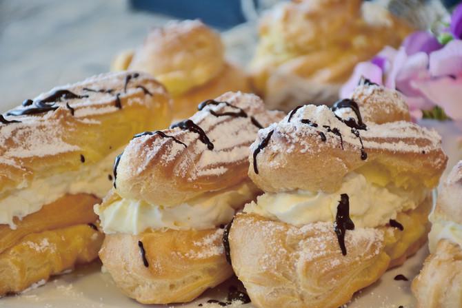 Gluten Free Pastry Pleasures