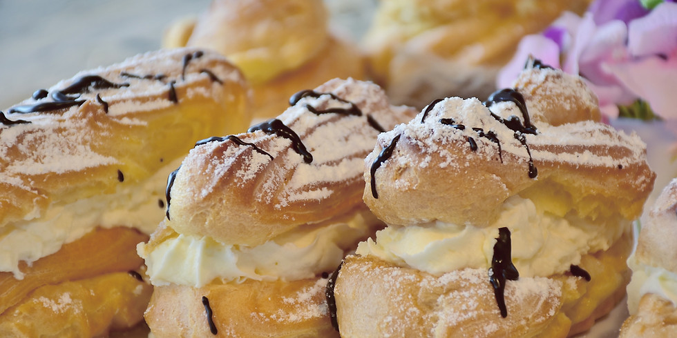 Bake and Take: Pâte à Choux