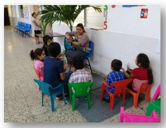 Programa Rincón Lúdico