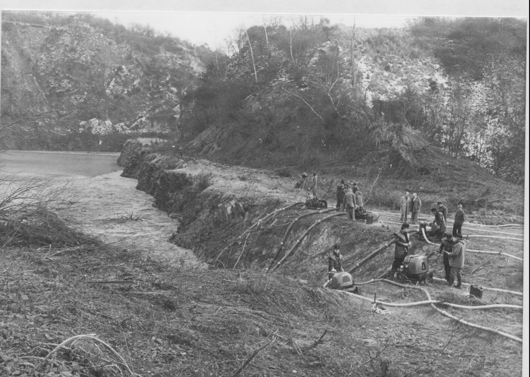 Flutkatastrophe Hummelsberg 1978