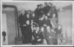 Foto Feuerwehr in den Kriegsjahren 1944.