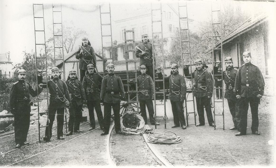 FF Linz um 1900