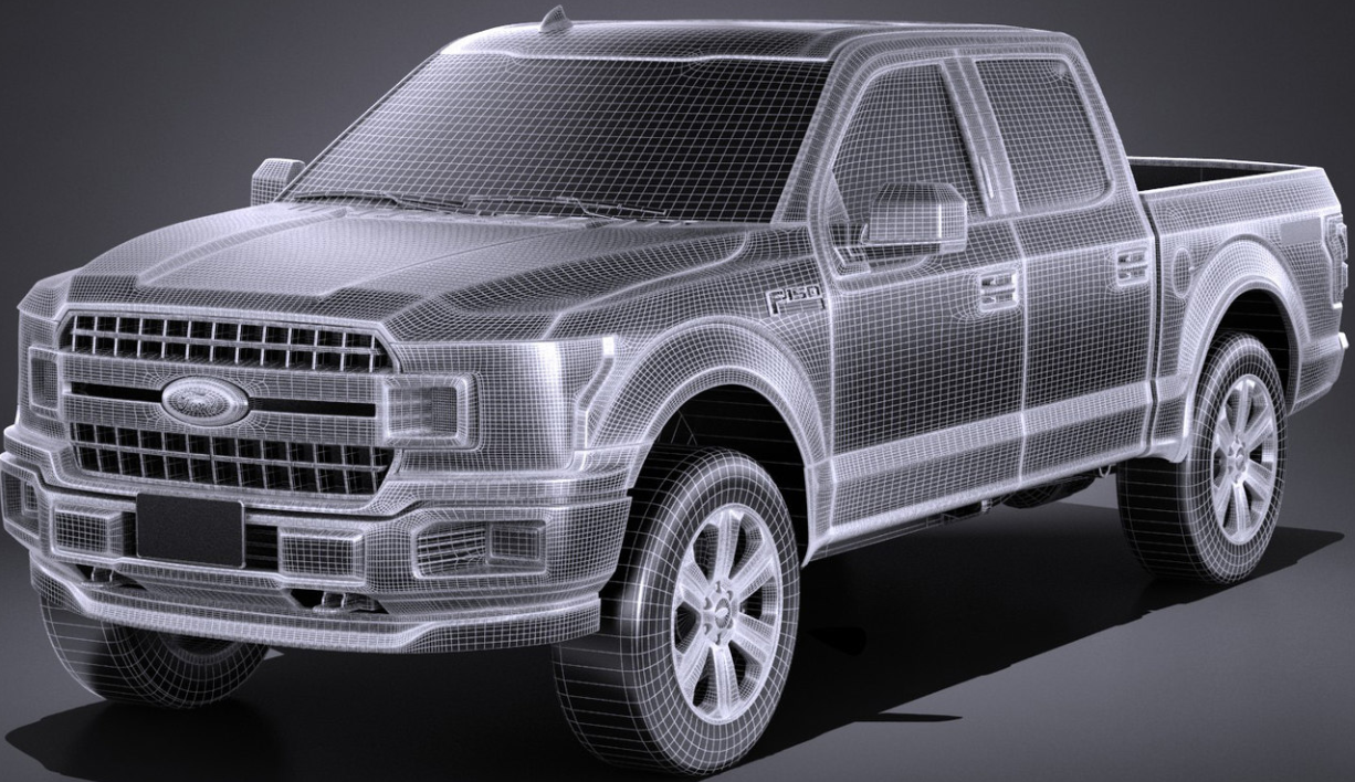 2019 Ford F150 Grille System