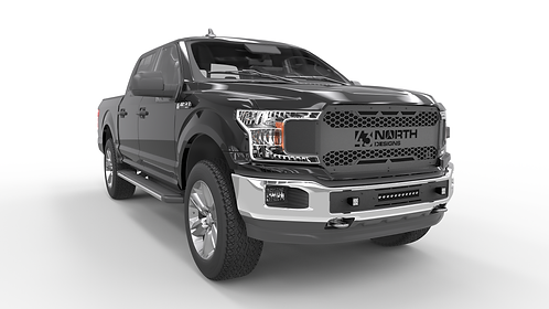 The Architect: 2018-2020 Ford F150 Upper Grille