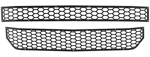 CARBON STEEL Replacement Laser Cut Grille Inlays