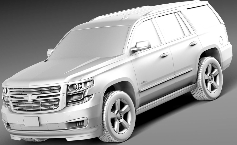 2019 Tahoe Grille System