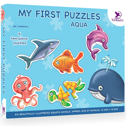 toykraft toddler chunky puzzles for 2 year olds