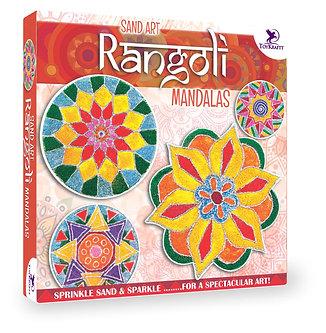 Sand Art Rangoli - Mandalas