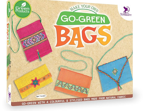 Make Your Own Go-Green Bags