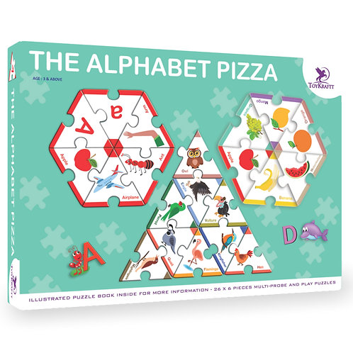 toykraft alphabet learning game
