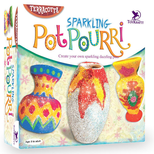 Sparkling Pot Pourri