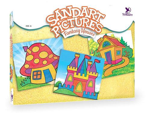 Sandart Pictures Fantasy Houses