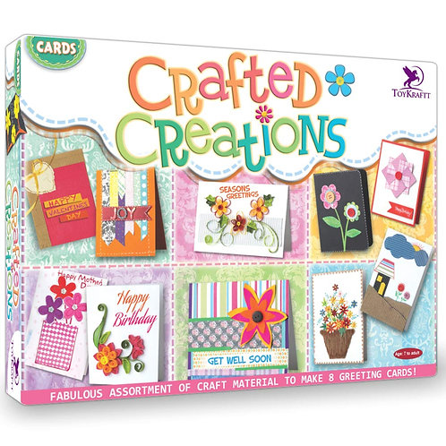 Cards Crafted Creations