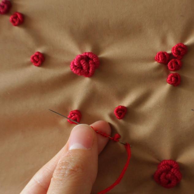 Una Rosa Para Recordar/ A Rose For Remembrance Detail