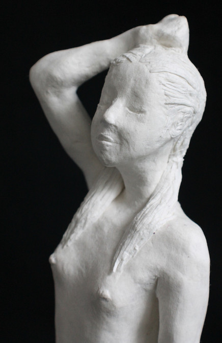 Niña XIII Detail