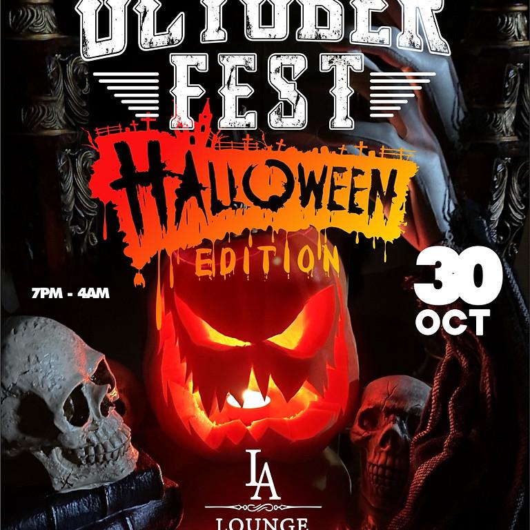 October Fest (Halloween Edition)