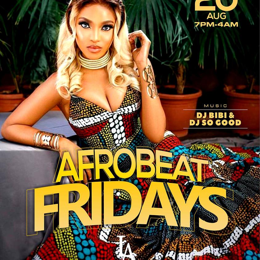 Afrobeat Fridays