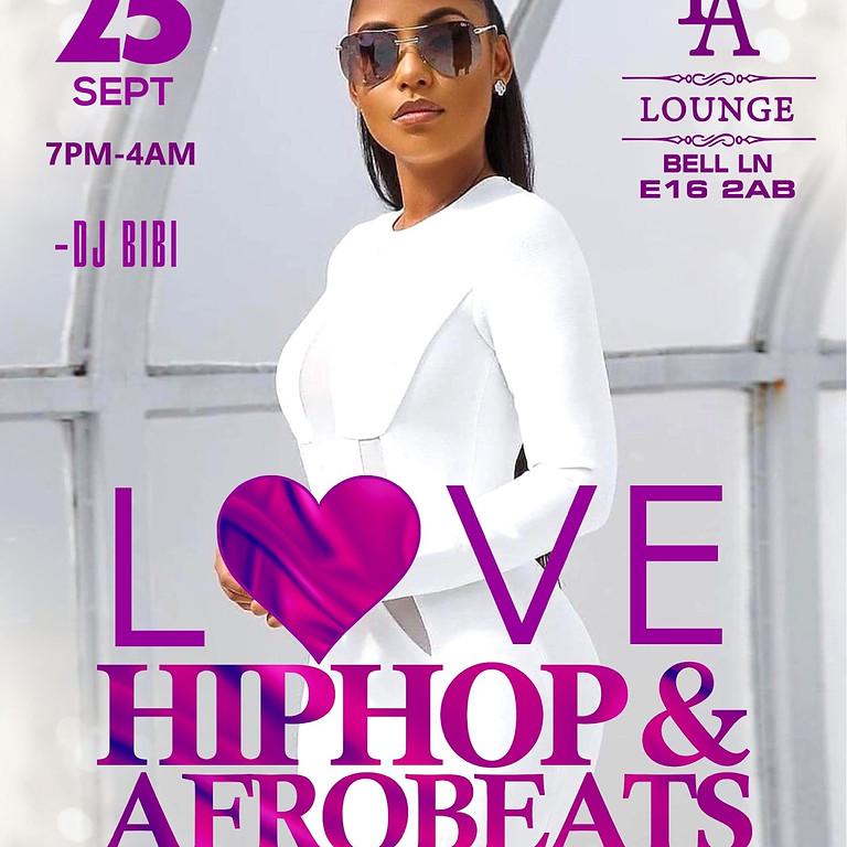 LOVE HIPHOP & AFROBEATS